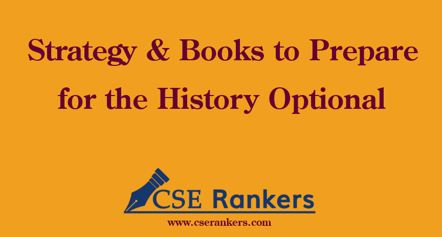 Strategy & Books to Prepare for the History Optional